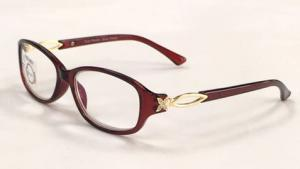 Reading Glasses-RB3076 With Flexible And Light Frame-Blue Blocking lens
