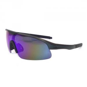 Sport sunglasses, lens interchangeable, base 8, one piece lens-P1094