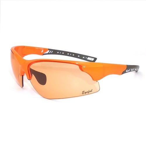 Sport sunglasses-Double injection temple, myopia frame inside-EF001