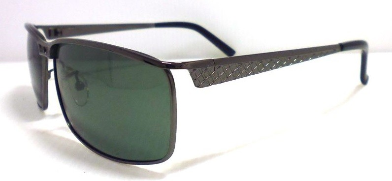 SP3309- Metal polarized sunglasses-with springe hinge